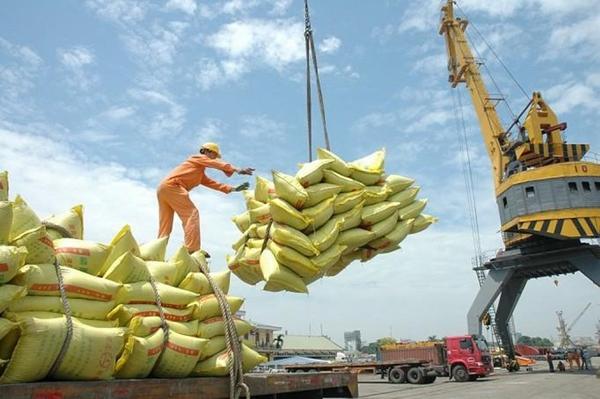 Năm 2020, xuất khẩu gạo vượt 6,1 triệu tấn