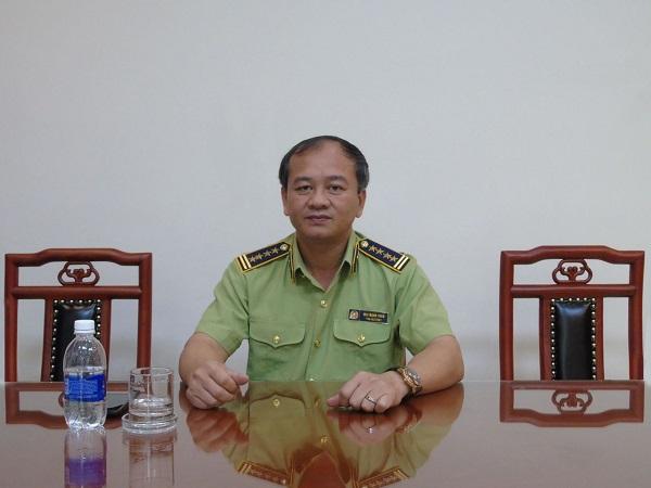 Ông Mai Mạnh Toàn, Cục trưởng Cục QLTT tỉnh Đắk Lắk