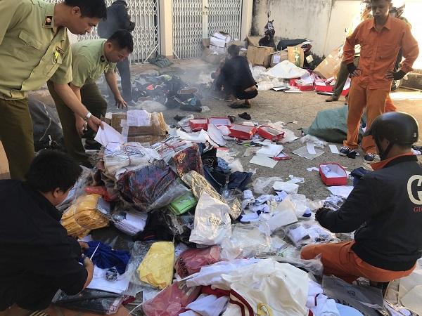 Cục QLTT tỉnh Đắk Lắk: Quyết liệt đấu tranh chống hàng gian, hàng giả, kiểm soát thị trường dịp tết Nguyên đán Tân Sửu