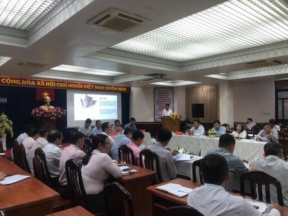 Tổng Công ty Điện lực TPHCM đã tổ chức hội nghị lắng nghe ý kiến của UBND quận Tân Bình để ngày càng hoàn thiện hơn. Ảnh: THANH HẢI