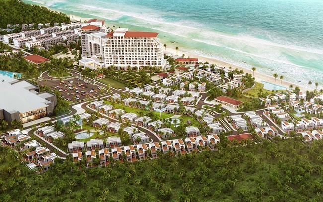 Dự án FLC Quảng Bình Beach & Golf Resort là dự án bất động sản du lịch nghỉ dưỡng lớn nhất tại miền Trung tính tới thời điểm hiện tại