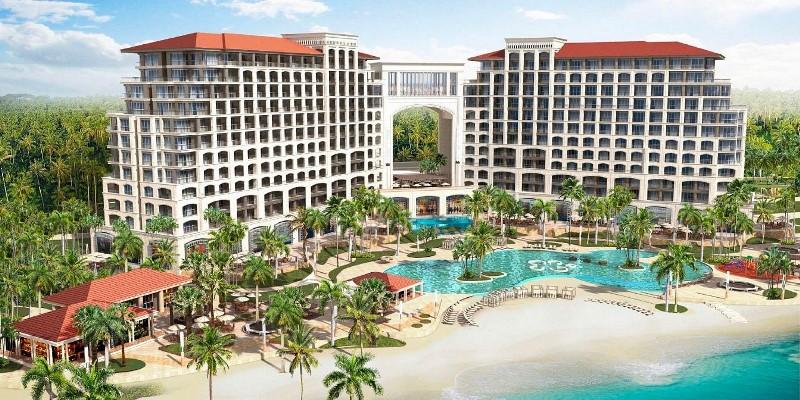 Phối cảnh Dự án FLC Quảng Bình Beach & Golf Resort là dự án bất động sản du lịch nghỉ dưỡng lớn nhất tại miền Trung tính tới thời điểm hiện tại