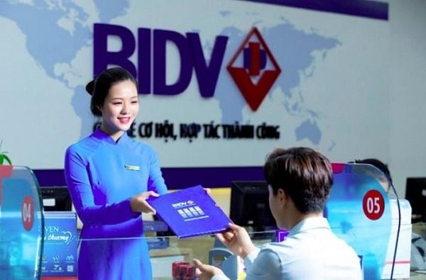 BIDV niêm yết cao nhất 5,6%/năm
