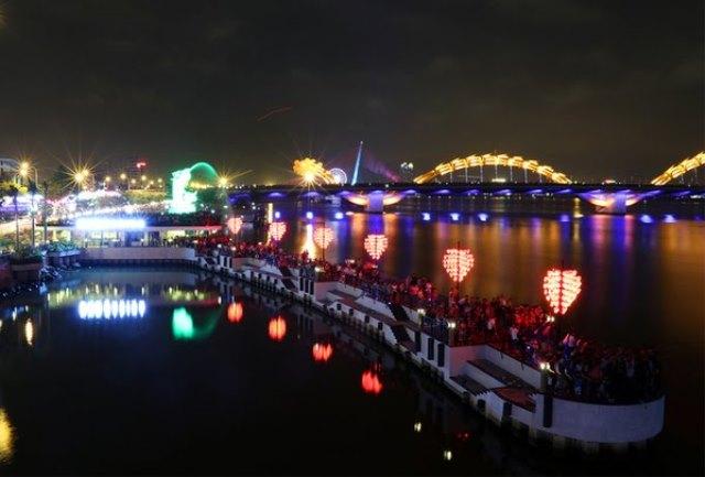 Cầu Tình Yêu TP. Đà Nẵng