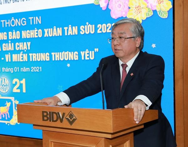Ông Trần Xuân Hoàng, Ủy viên HĐQT, Chủ tịch Công đoàn BIDV