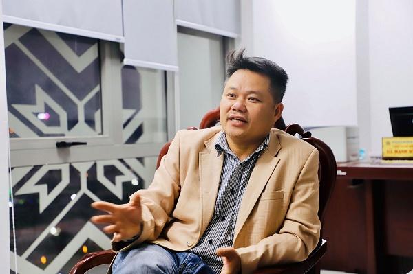 Ông Hà Mạnh Hùng - PGĐ Sở KH&CN tỉnh Sơn La