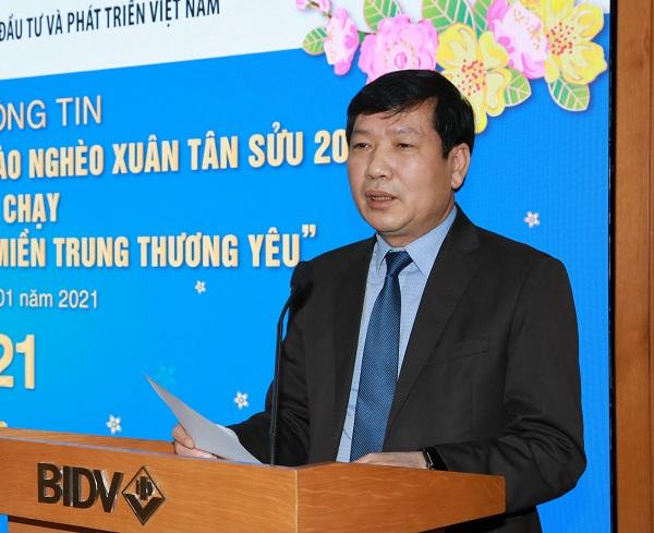 Ông Trần Văn Sinh - Trưởng Ban phong trào Ủy ban Trung ương Mặt trận Tổ quốc Việt Nam