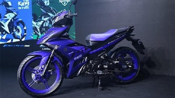 Với mức ưu đãi 5 triệu đồng , thì giá bán của xe máy Yamaha 150 dao động từ 42-44 triệu đồng