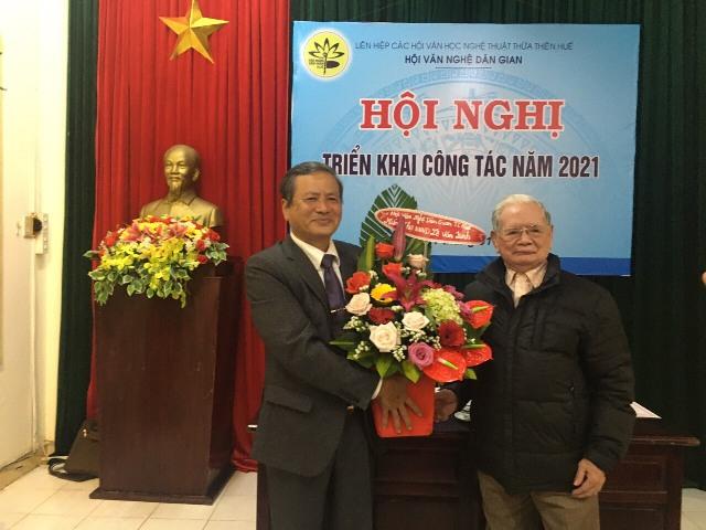 Nghệ nhân Nhân dân Lê Văn Kinh tròn 90 tuổi