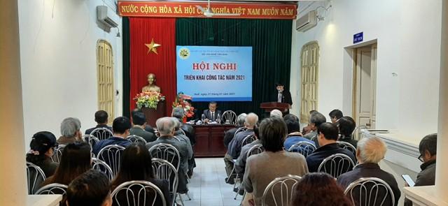 Hội nghị của Hội Văn nghệ Dân gian tỉnh Thừa Thiên Huế