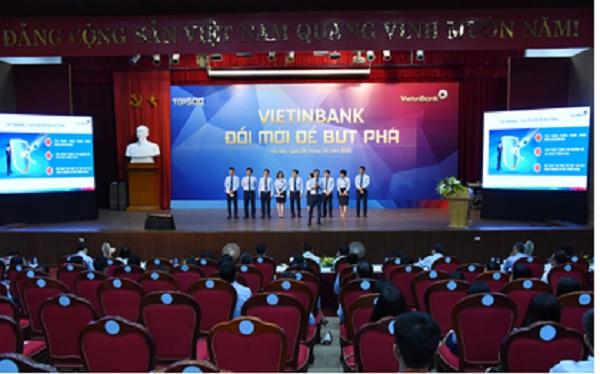 VietinBank chú trọng tăng cường các giải pháp nâng cao chất lượng nguồn nhân lực