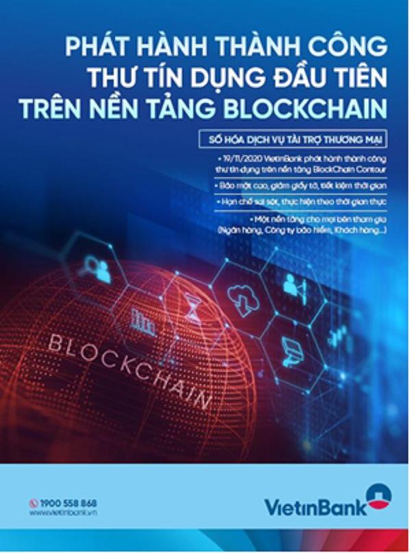 VietinBank tiếp tục phát triển mạnh các giải pháp ngân hàng dựa trên nền tảng công nghệ hiện đại