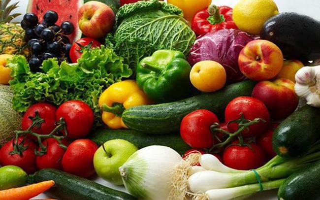 Giá rau củ, thực phẩm tăng mạnh