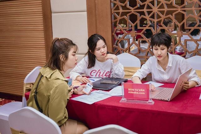 Với mục tiêu cam kết hỗ trợ 10.000 DNVVN Việt Nam trong 3 năm tới và đẩy mạnh chuyển đổi kỹ thuật số, vào năm 2021.