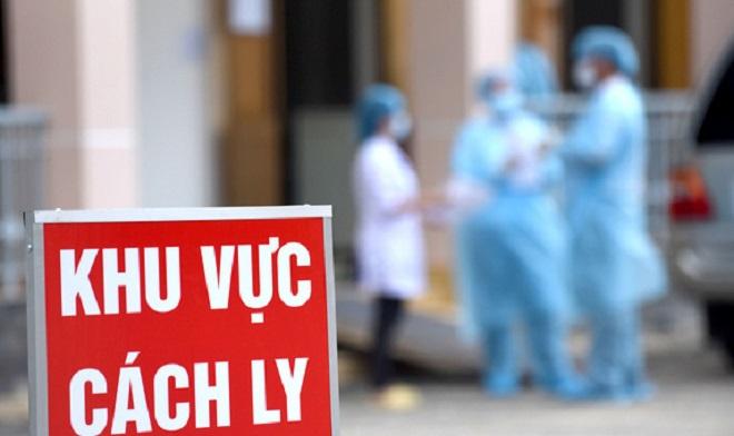 6h sáng ngày 31/1, bộ Y tế ghi nhận thêm 5 ca nhiễm covid tại quận Nam Từ Liêm