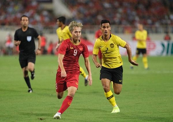 Hoãn trận đấu giữa ĐT Việt Nam và Malaysia