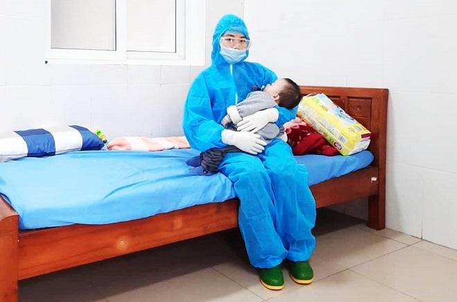 Bộ Y tế: Hướng dẫn cách ly y tế tại nhà đối với trẻ 15 tuổi (Ảnh minh họa)