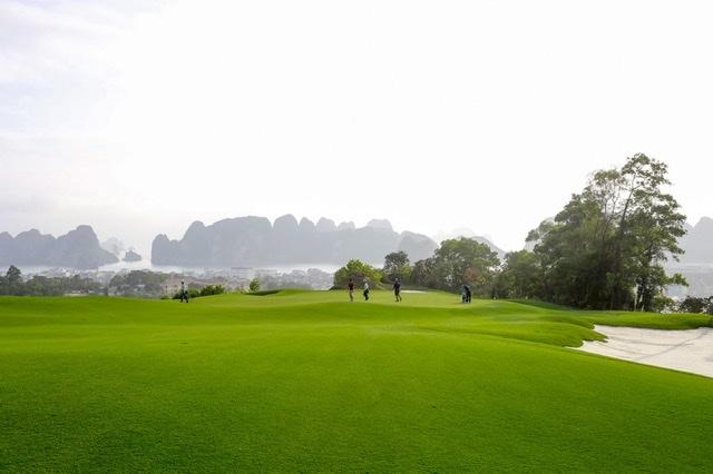 Được xem là điểm đến hàng đầu về golf ở Việt Nam, FLC Ha Long Golf Club hứa hẹn mang tới nhiều trải nghiệm kỳ thú cho golfer dịp Xuân Tân Sửu