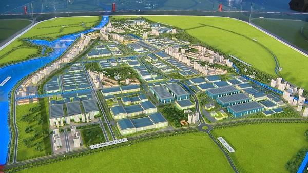 Mô hình khu công nghiệp Liên Hà Thái