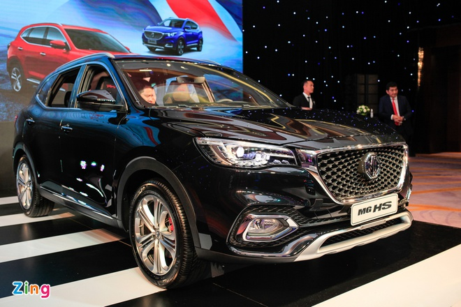 SUV/crossover hạng C