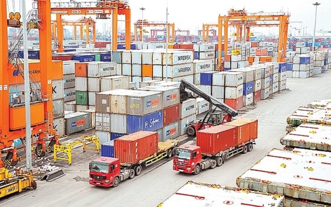Kim ngạch xuất nhập khẩu hàng hóa dịp Tết Tân Sửu 2021 tăng mạnh (Ảnh minh họa)