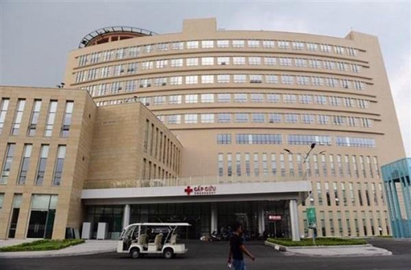 Bệnh viện Quân Y 175 (quận Gò Vấp, TP.HCM)