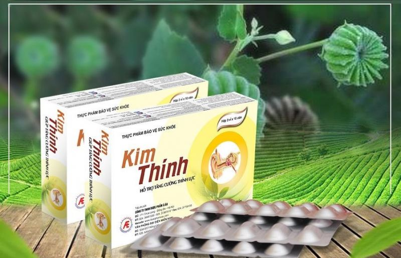 Chuyên gia khuyên người bệnh nên sử dụng sản phẩm chứa thành phần chính từ cây cối xay