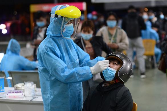 Có 4 nhóm đối tượng sẽ được ngành y tế TP Hồ Chí Minh áp dụng hình thức cách ly tập trung trong 14 ngày và lấy mẫu xét nghiệm Covid-19