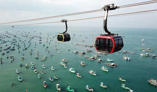 Lộ trình phát triển của Phú Quốc đã là lời kêu gọi thu hút đầu tư tự nhiên