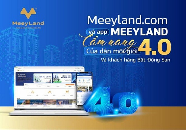 Meey Land khẳng định không phát hành tiền ảo.