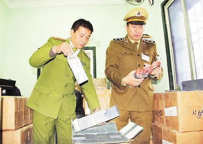 Ban chỉ đạo 389 Hà Nội: Tăng cường xử lý vi phạm về buôn lậu, hàng giả