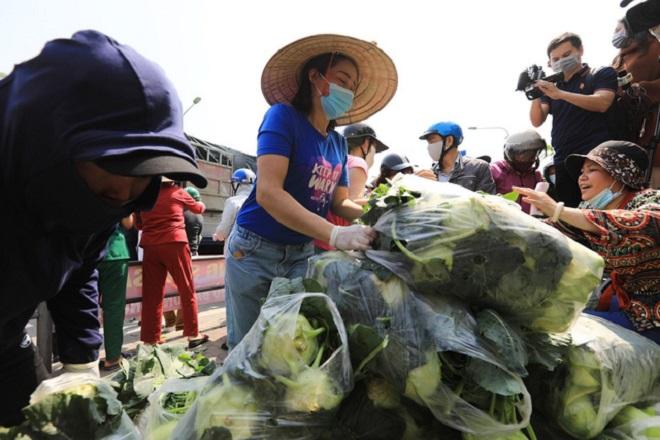 Hải Dương: Đề nghị TP. Hải Phòng tạo điều kiện để thông thương hàng nông sản (Ảnh minh họa)