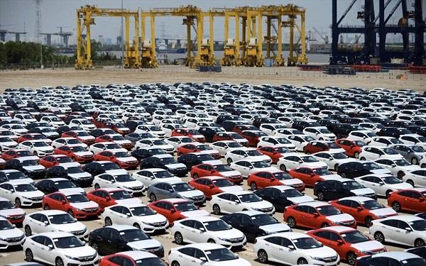 Nửa đầu tháng 2/2021, cả nước nhập khẩu 3.463 ô tô nguyên chiếc các loại (Ảnh minh họa)