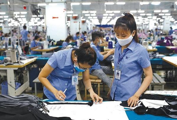 Dệt may Việt Nam vượt qua thách thức đại dịch