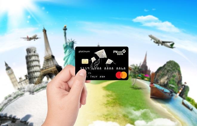 Thẻ tín dụng PVcomBank Travel