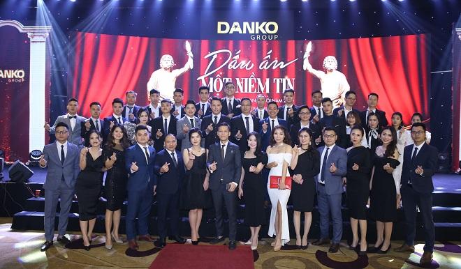 Danko Group quy tụ bộ máy nhân sự tinh nhuệ, chuyên nghiệp
