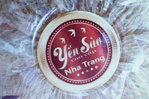 Một nhãn hiệu khác trên bao bì sản phẩm