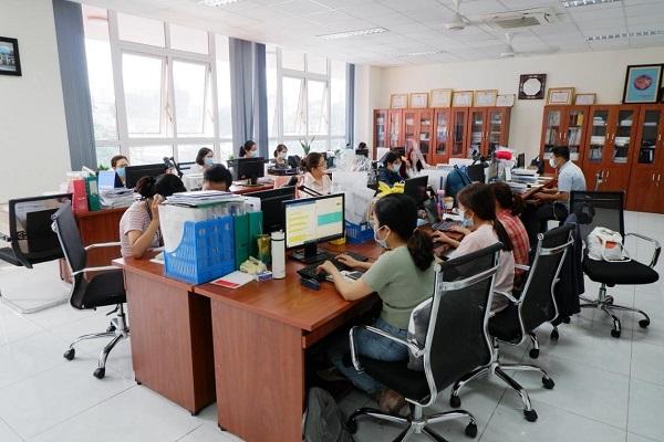Tại Trung tâm Kiểm soát bệnh tật TP. HCM (HCDC), các