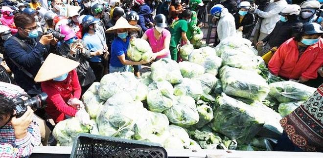 Hà Nội: Tạo mọi điều kiện lưu thông hàng hóa, thúc đẩy tiêu thụ nông sản (Ảnh minh họa)