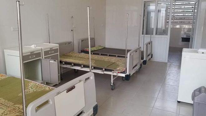 Bệnh viện dã chiến số 1 ở TP.Chí Linh (Hải Dương) chính thức giải thể sau khi điều trị cho 188 ca nhiễm Covid-19 khỏi bệnh
