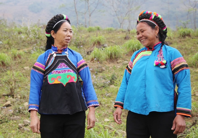 Người Phù Lá giữ được nhiều nét văn hóa truyền thống