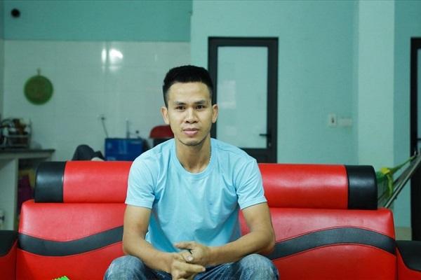 Anh Nguyễn Ngọc Mạnh - người cứu sống cháu bé rơi từ tầng 12