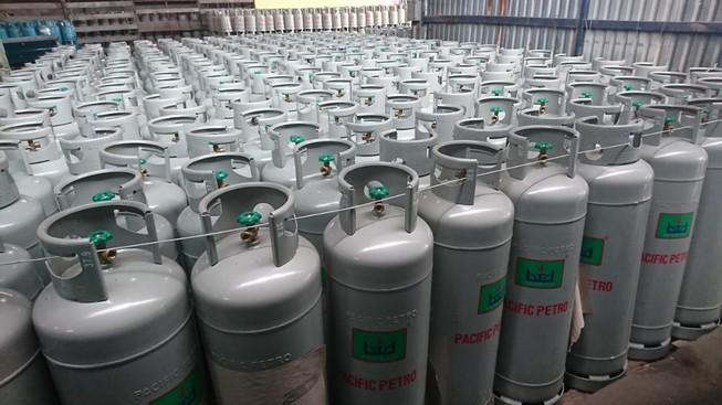 Từ ngày 1/3, giá gas trong nước tăng 5.000 đồng/bình 12 kg