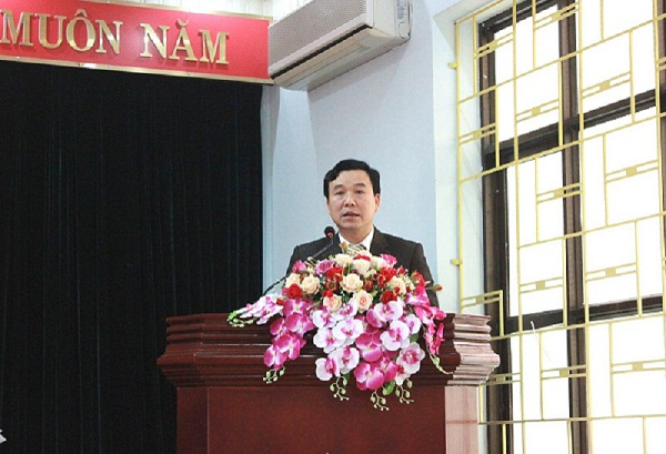 Giám đốc Sở KH&ĐT Lạng Sơn, Nguyễn Hữu Chiến