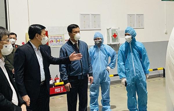 Tỉnh Hải Dương thực hiện mục tiêu vừa đảm bảo hiệu quả trong sản xuất vừa đảm bảo an toàn phòng, chống dịch bệnh