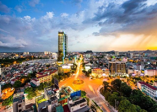 Một góc thành phố Thanh Hóa