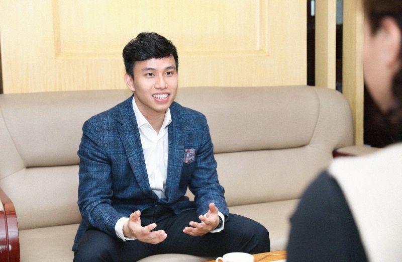 Thạc sỹ Nguyễn Minh Hoàng trả lời phỏng vấn