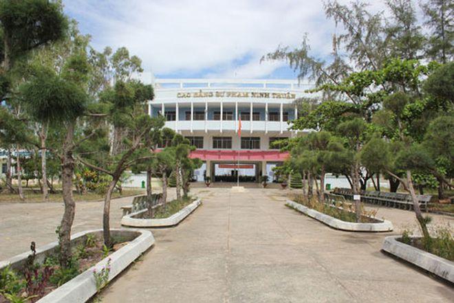 Trường CĐ Sư phạm Ninh Thuận