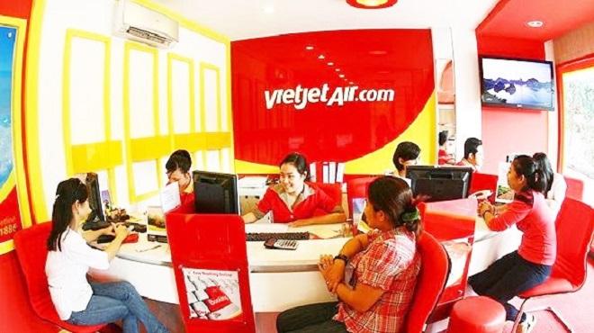 Vietjet bắt đầu bán cổ phiếu quỹ từ ngày 30/3 (Ảnh minh họa)
