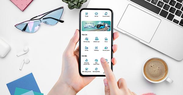BIDV sẵn sàng đồng bộ và đáp ứng hầu hết mọi nhu cầu giao dịch của khách hàng trên Smartbanking thế hệ mới